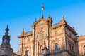 Spain Square In Seville, Andalusia, Spain. Royalty Free Stock Image - 59521286