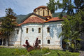 Main Church In Medieval Bachkovo Monastery Royalty Free Stock Images - 59533719