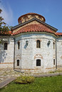 Main Church In Medieval Bachkovo Monastery Royalty Free Stock Image - 59533746