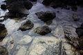Texture Of Stone And Water Royalty Free Stock Photography - 59610477