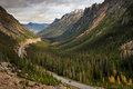 North Cascades Highway Royalty Free Stock Image - 59618156