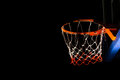 Basketball Hoop Royalty Free Stock Image - 59663246