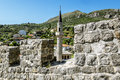 Mosque Near The Old Town Of Bar In Montenegro On A Summer Day Stock Photos - 59684023