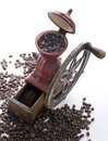 Antique Spanish Coffee Grinder Royalty Free Stock Photo - 5972945
