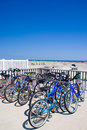 Bicycle At The Beach Royalty Free Stock Images - 5976419