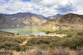 Landscape View Of Pyramid Lake, California, USA Royalty Free Stock Photography - 59706437