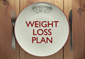 Weight Loss Plan Stock Image - 59726801