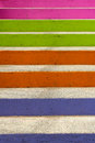 Colourful Steps Stock Photography - 59780022