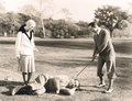 Teeing Off Royalty Free Stock Image - 59792116