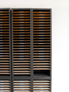 Letter Rack Or Cabinet Royalty Free Stock Photos - 5987998