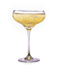 Glass Of Champagne Isolated On A White Stock Photo - 59803130