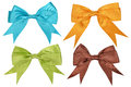 Set Of Colorful Bows Stock Image - 59811251