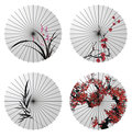 Japanese Umbrella Stock Photos - 59811823