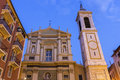 Nice Cathedral In France Royalty Free Stock Photo - 59818515