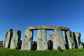 Pagans Mark The Autumn Equinox At Stonehenge Royalty Free Stock Images - 59825969