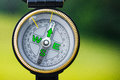 Close Up Of Tourism Compass Stock Images - 59841174