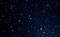 Stars In The Night Sky Stock Photos - 59879603