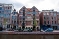 Famous Amsterdam Bulldog Coffeeshop And Hotel In Red-light District During The Evening, The Netherlands. Stock Photography - 59893322