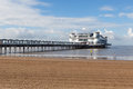 Grand Pier, Weston-super-Mare. Royalty Free Stock Image - 59942626