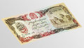 Banknote Of Asian Currency 1000 Afghani Stock Photo - 59997410