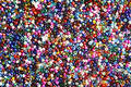 Multi-coloured Seed Beads Royalty Free Stock Images - 65239