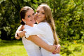 We Are Inseparable Lovely Girlfriends Royalty Free Stock Photo - 6000925