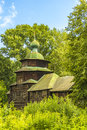 Wooden Architecture, The Church Of Elijah The Prophet Royalty Free Stock Images - 60009499