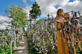 Detail. Hill Of Crosses. Siauliai. Lithuania Stock Images - 60045044