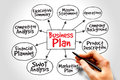 Business Plan Stock Image - 60051331