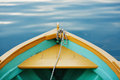 Wooden Boat Close-up. Royalty Free Stock Photos - 60064508