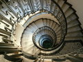 Round Stairs Stock Photo - 60129490