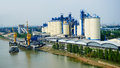 Cement Factory Stock Photography - 60157582