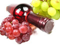 Wine Tilted Royalty Free Stock Image - 6028826