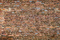 Old Brick Wall Royalty Free Stock Photography - 60218337