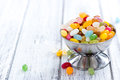 Portion Of Jelly Beans Royalty Free Stock Photography - 60272017