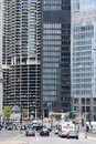 Marina City And Traffic Stock Photo - 60299950