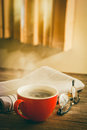 Coffee And Newspaper Stock Photography - 60300082