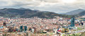 Bilbao From Above Royalty Free Stock Photography - 60320487