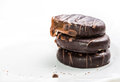 Chocolate Cookies Royalty Free Stock Image - 60328416