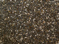 Chia Seeds Background Royalty Free Stock Photo - 60331185
