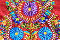 Close Up Of Mexican Embroidery Design Royalty Free Stock Photos - 60391378