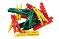 Clothes Pegs Stock Images - 6048934
