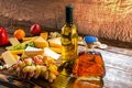 Appetizers At A Party Royalty Free Stock Photos - 60455348