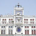 Torre Dell Orologio, Venice, Italy Royalty Free Stock Photos - 60465578