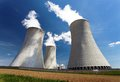 Nuclear Power Plant And Cooling Towers Royalty Free Stock Images - 60469759