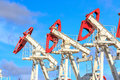 Oil And Gas Production Royalty Free Stock Photos - 60508638