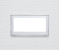 Sliver Metal Window Frame Stock Image - 60515381