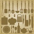 Kitchen Items For Cooking Stock Photo - 60607220