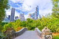Central Park In New York City In Autumn Stock Photos - 60657053