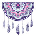 Ethnic American Indian Dream Catcher Royalty Free Stock Images - 60679849